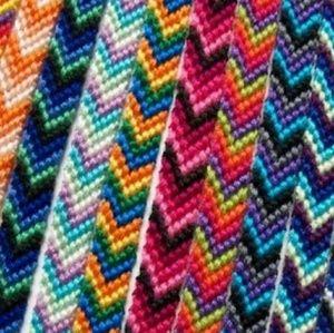 Jewelry - Custom Chevron friendship bracelets